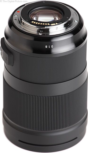 Sigma 40mm f/1.4 DG HSM Art Lens Mount
