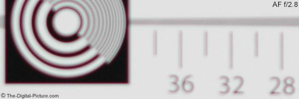 Sigma 50-150mm f/2.8 II EX DC HSM Lens Autofocus Demo