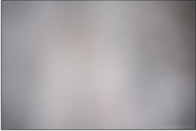 Sigma 85mm f/1.4 DG DN Art Lens Maximum Blur Example