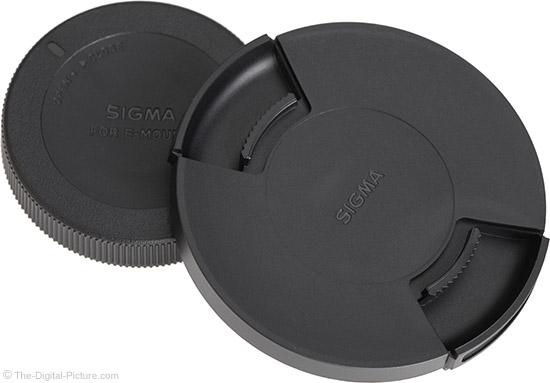 Sigma 85mm f/1.4 DG DN Art Lens Cap