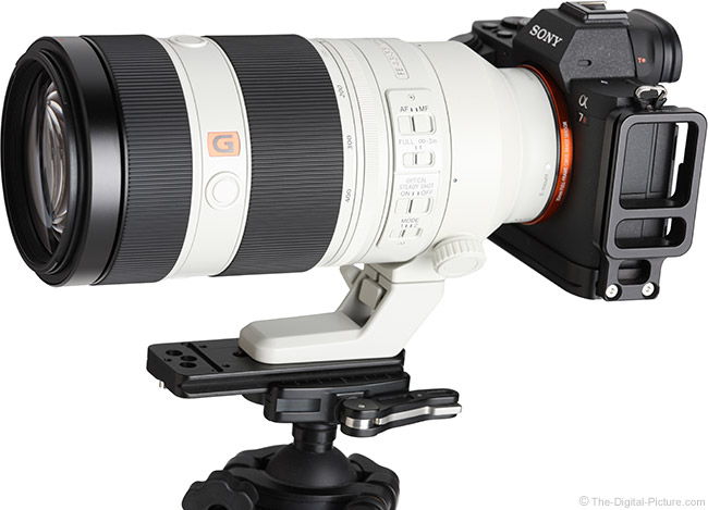 Sony FE 100-400mm f/4.5-5.6 GM OSS Lens