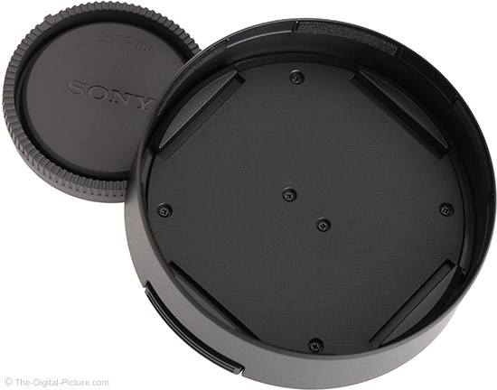 Sony FE 12-24mm f/2.8 GM Lens Cap Back