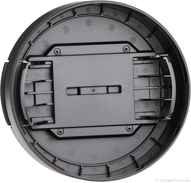 Sony FE 12-24mm f/4 G Lens Cap Back