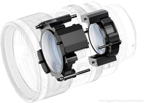 Sony FE 135mm f/1.8 GM Lens AF