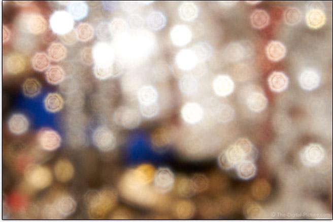Sony FE 16-35mm f/4 ZA OSS Lens Bokeh Example