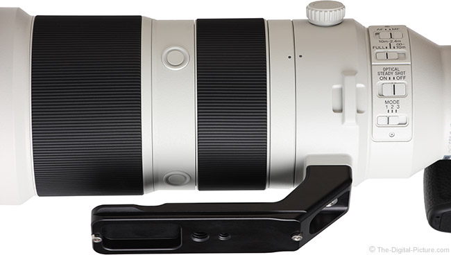 Sony FE 200-600mm f/5.6-6.3 G OSS Lens Replacement Foot