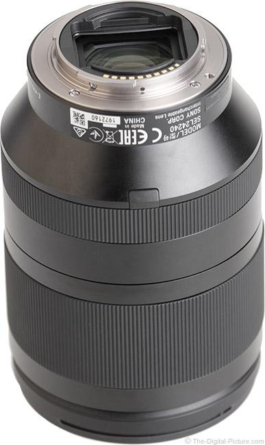Sony FE 24-240mm f/3.5-6.3 OSS Lens Mount
