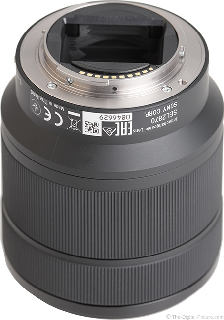Sony FE 28-70mm f/3.5-5.6 OSS Lens Mount