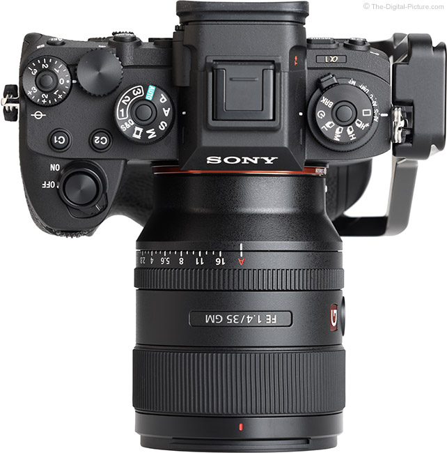 The New Sony FE 35mm f/1.4 GM Lens is In Stock at B&H and Adorama!