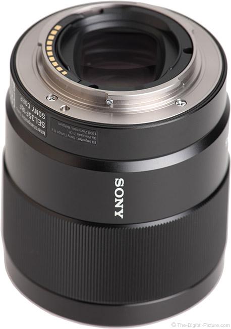 Sony FE 35mm f/1.8 Lens Mount