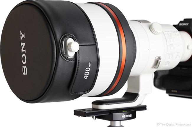 Sony FE 400mm f/2.8 GM OSS Lens Cap