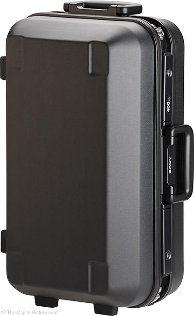Sony FE 400mm f/2.8 GM OSS Lens Case