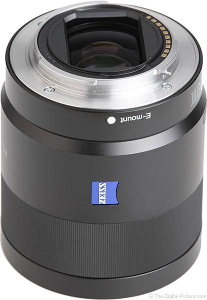 Sony FE 55mm f/1.8 ZA Lens Mount