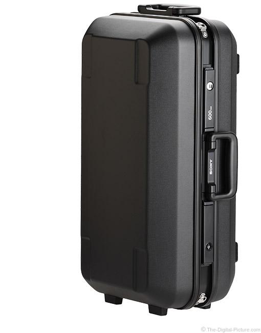 Sony FE 600mm f/4 GM OSS Lens Hard Case