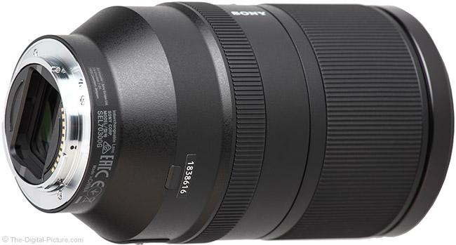 Sony FE 70-300mm f/4.5-5.6 G OSS Lens Mount