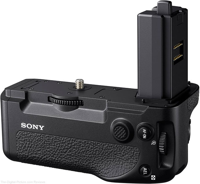 Sony VG-C4EM Vertical Grip for Alpha a1, a7R IV, a9 II, a7S III