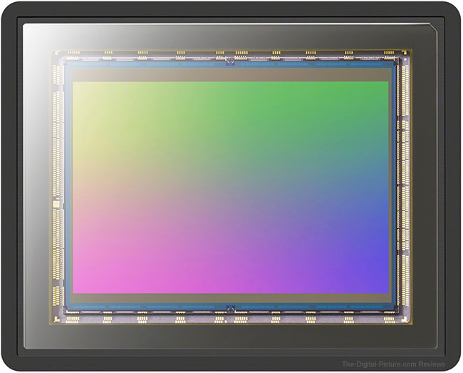 Sony a1 ExmorRS Sensor