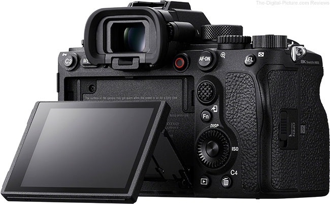 The Sony a1 Mirrorless Camera In Stock at Amazon
