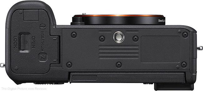 Sony a7C Bottom