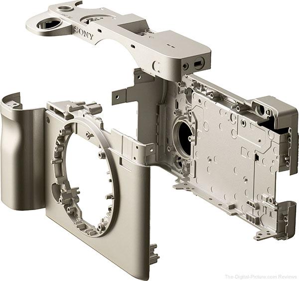 Sony a7C Magnesium Body
