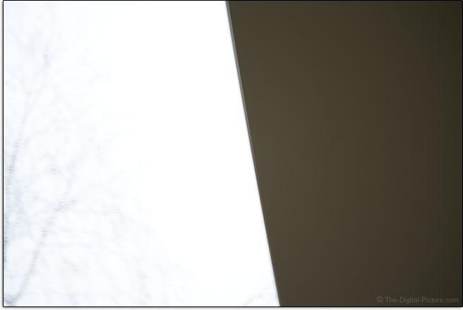 Sony a7R III Rolling Shutter
