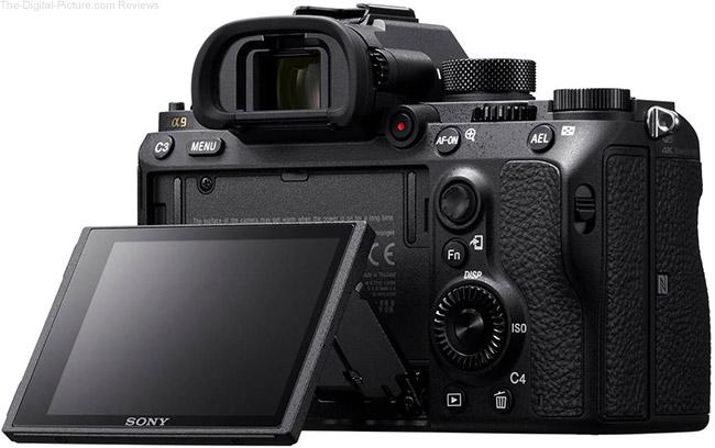 Sony a9 LCD