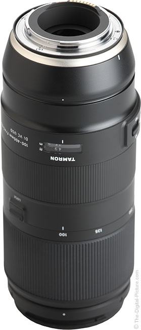 Tamron 100-400mm f/4.5-6.3 Di VC USD Lens Mount