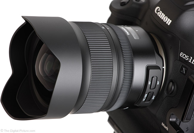 Tamron 15-30mm f/2.8 Di VC USD G2 Lens Angle View