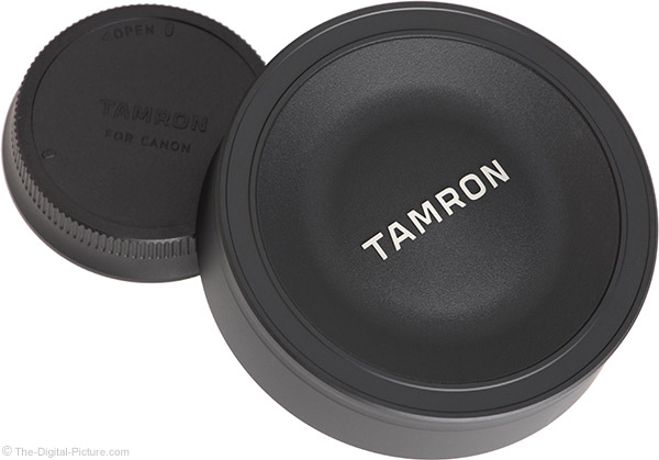 Tamron 15-30mm f/2.8 Di VC USD G2 Lens Cap