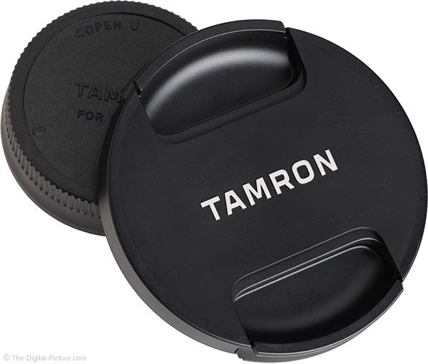 Tamron 150-500mm f/5-6.7 Di III VC VXD Lens Cap