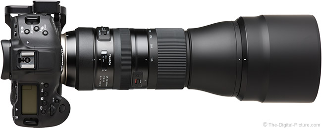 Just Posted: Tamron 150-600mm VC USD G2 Lens Review