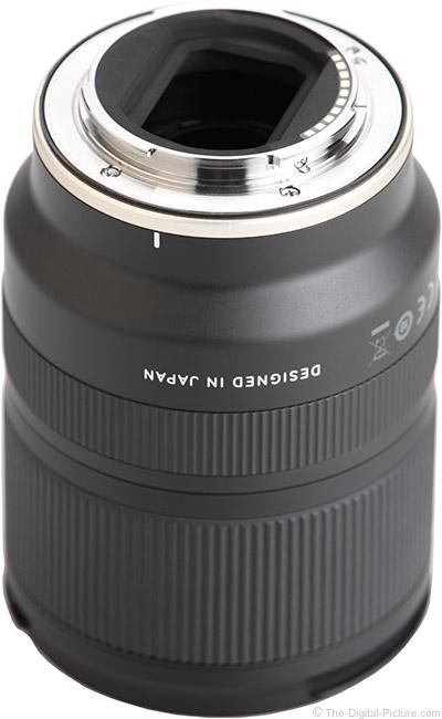 Tamron 17-28mm f/2.8 Di III RXD Lens Mount