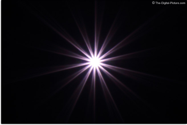 Tamron 17-35mm f/2.8-4 Di OSD Lens Starburst Effect Example