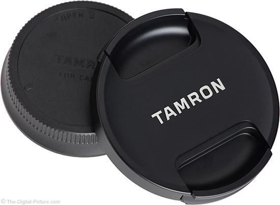 Tamron 17-35mm f/2.8-4 Di OSD Lens Cap