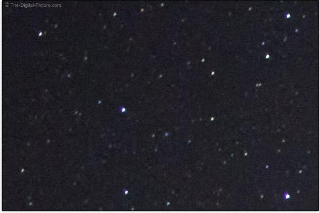 Tamron 20mm f/2.8 Di III OSD M1:2 Lens Coma