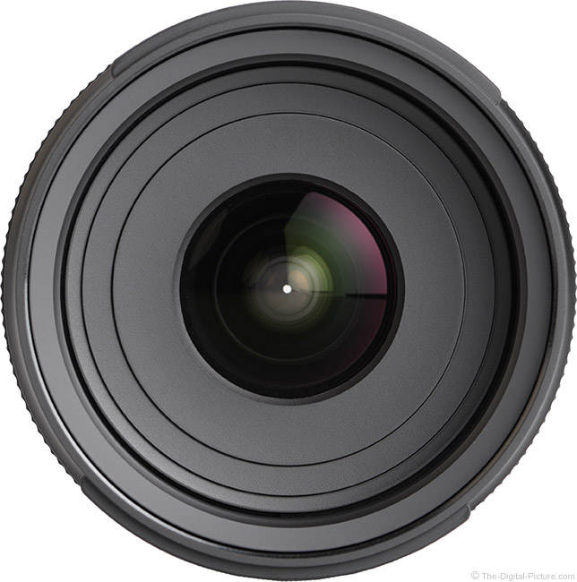 Tamron 20mm f/2.8 Di III OSD M1:2 Lens Front View