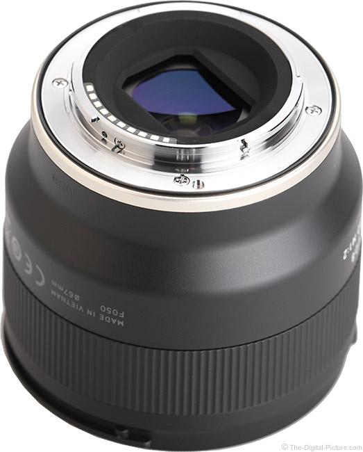 Tamron 20mm f/2.8 Di III OSD M1:2 Lens Mount