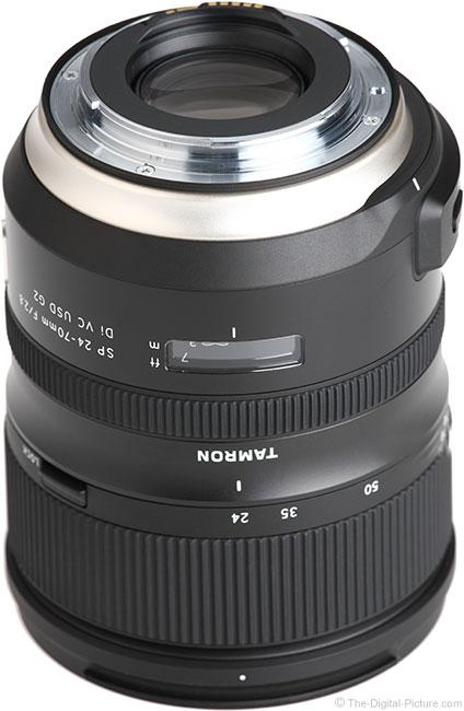 Tamron 24-70mm f/2.8 VC G2 Lens Mount