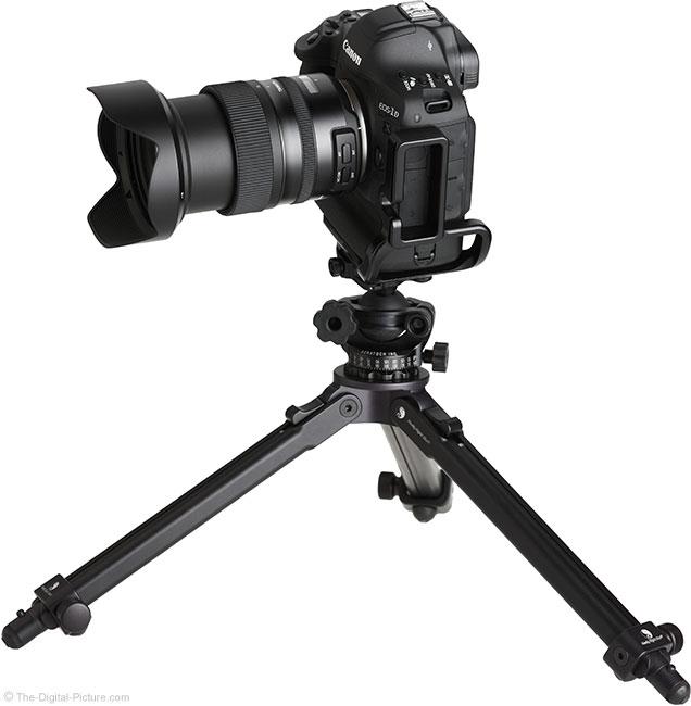 Tamron 24-70mm f/2.8 VC G2 Lens on Tripod