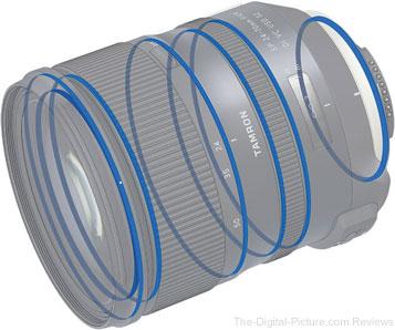 Tamron 24-70mm f/2.8 VC G2 Lens Weather Sealing