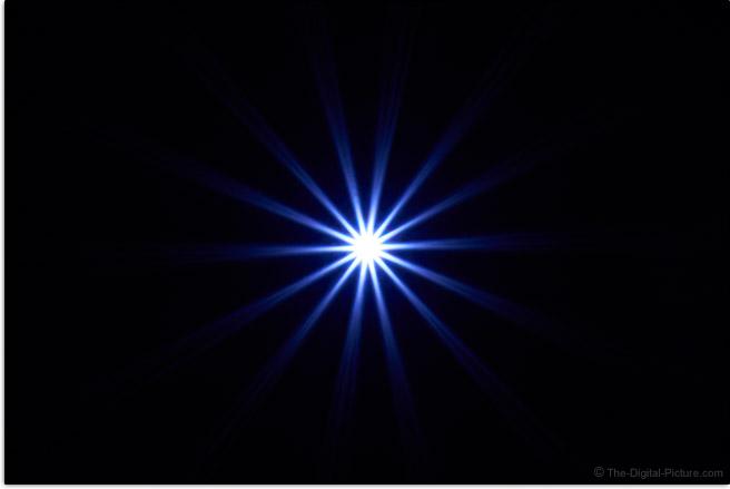 Tamron 24mm f/2.8 Di III OSD M1:2 Lens Sunstar Effect Example