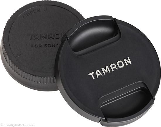 Tamron 24mm f/2.8 Di III OSD M1:2 Lens Cap