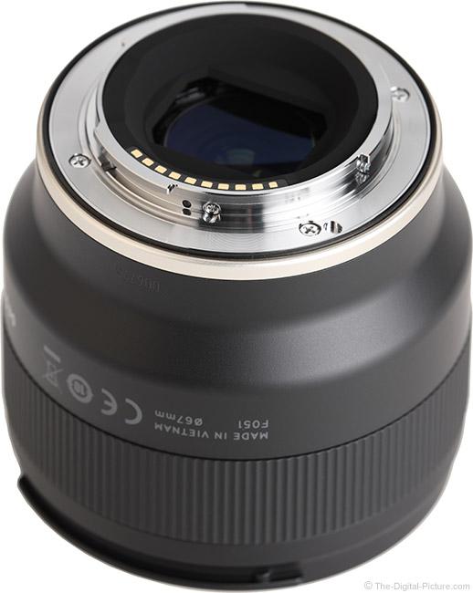 Tamron 24mm f/2.8 Di III OSD M1:2 Lens Mount