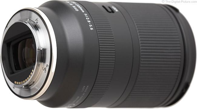 Tamron 28-200mm f/2.8-5.6 Di III RXD Lens Mount