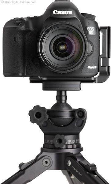 Tamron 28-300mm VC PZD Lens Front View