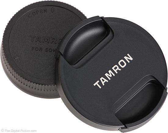 Tamron 28-75mm f/2.8 Di III RXD Lens Cap