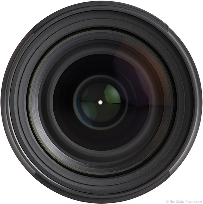 Tamron 28-75mm f/2.8 Di III RXD Lens Front View