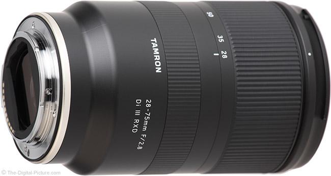 Tamron 28-75mm f/2.8 Di III RXD Lens Mount