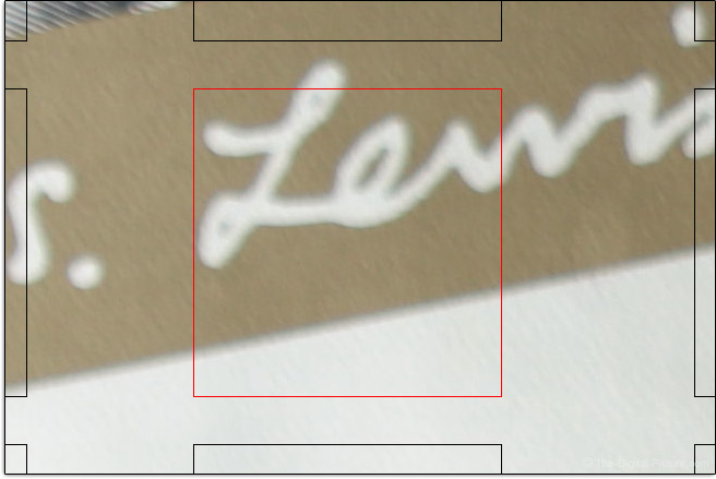 Tamron 35-150mm f/2.8-4 Di VC OSD Lens AF Consistency Example