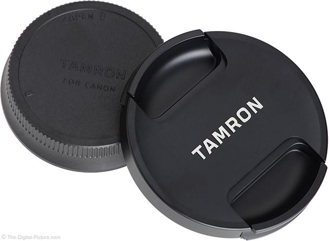 Tamron 35-150mm f/2.8-4 Di VC OSD Lens Cap
